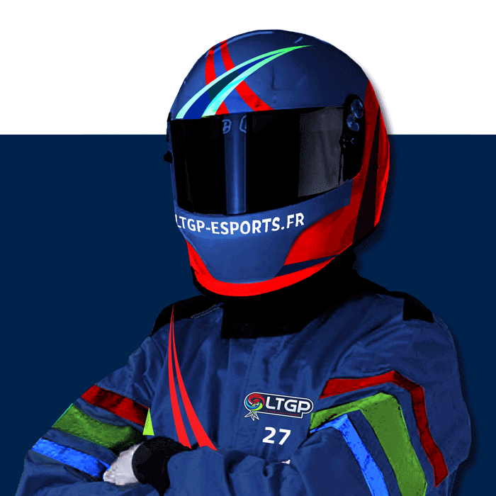 Pilote LTGP eSports Sakimix