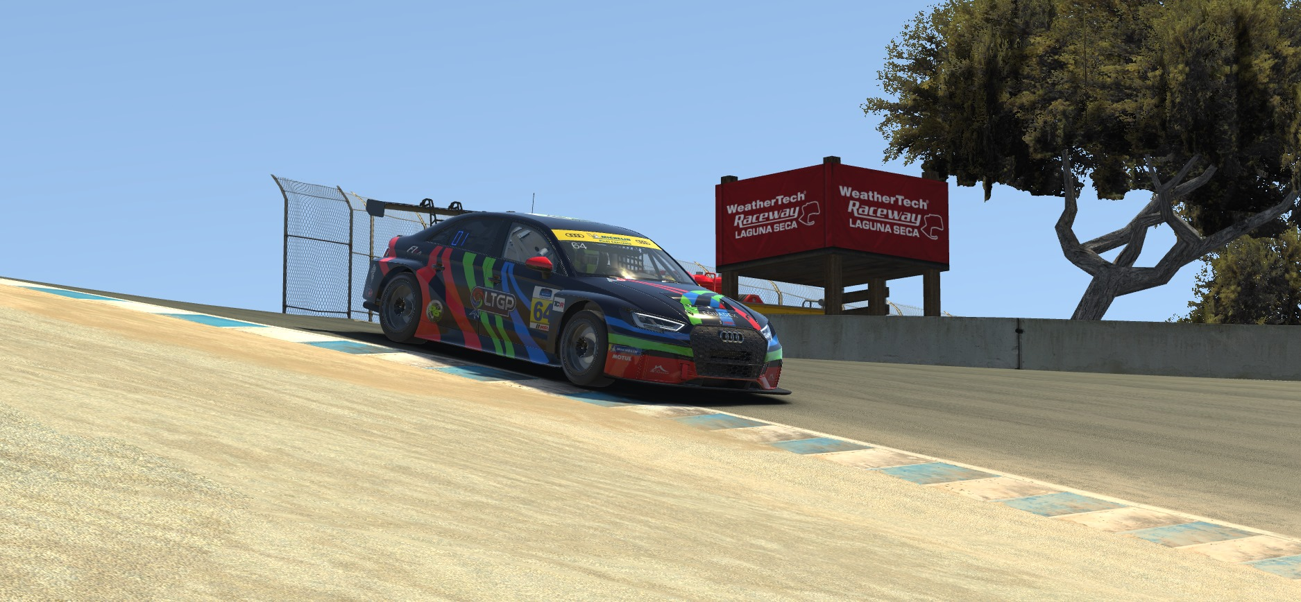 Audi RS3 Laguna Seca