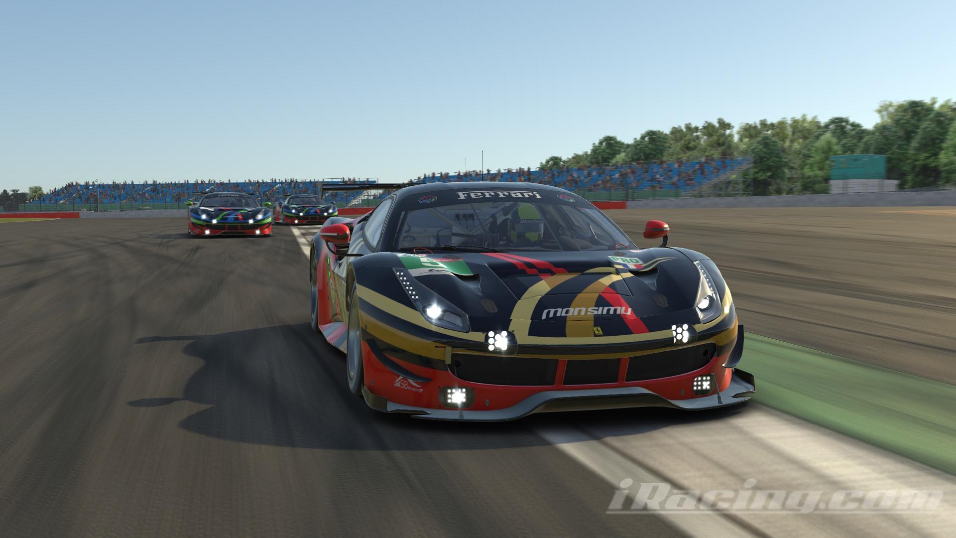 Groupe Ferrari GTE