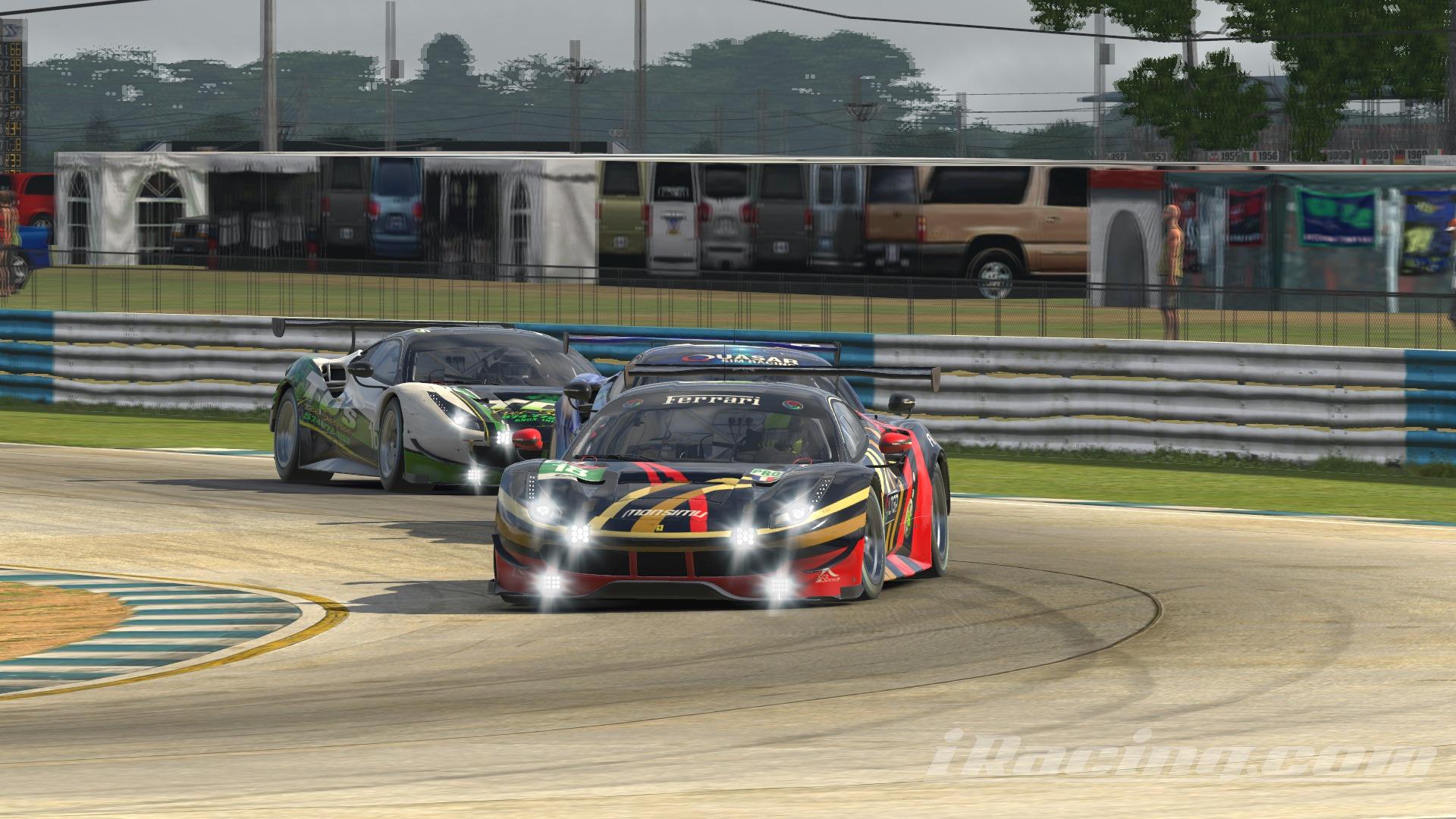 Ferrari GTE Sebring
