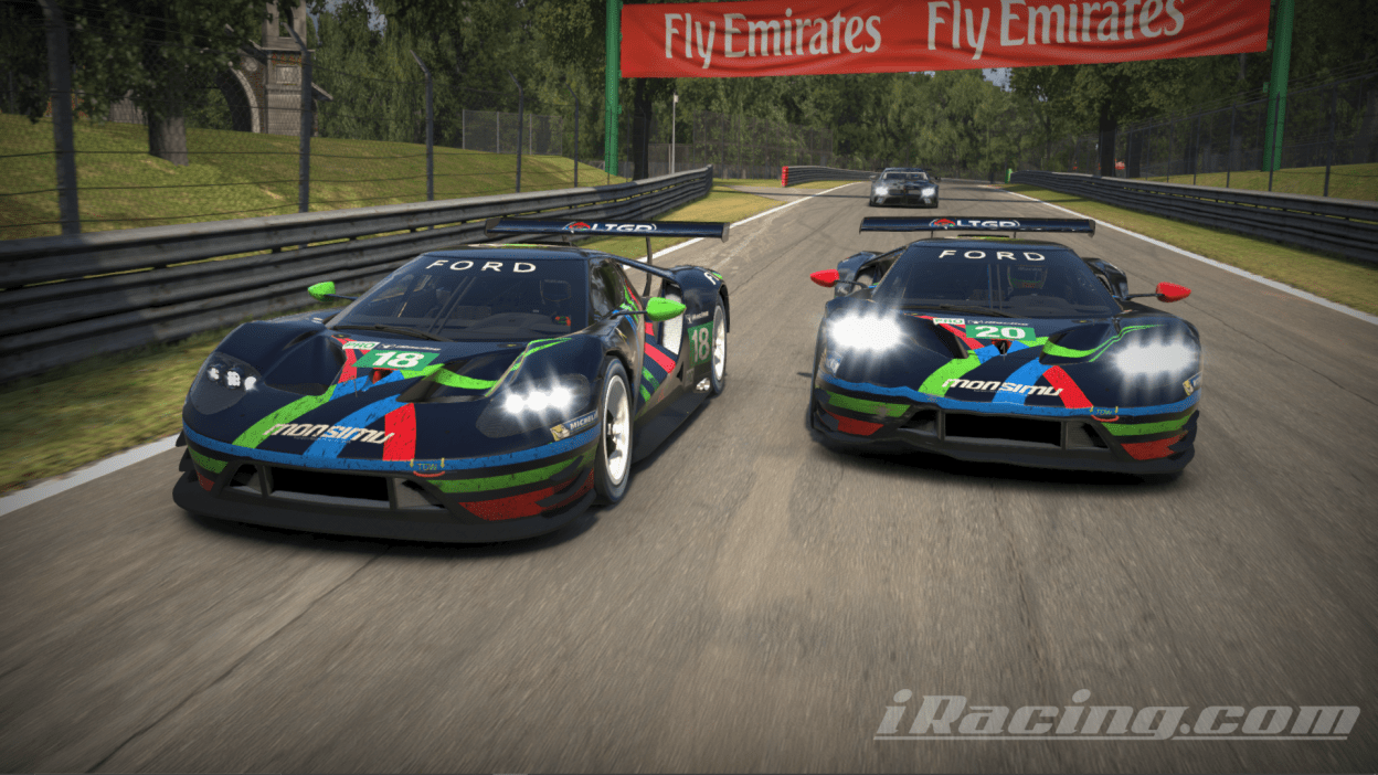 Groupe Ford GT