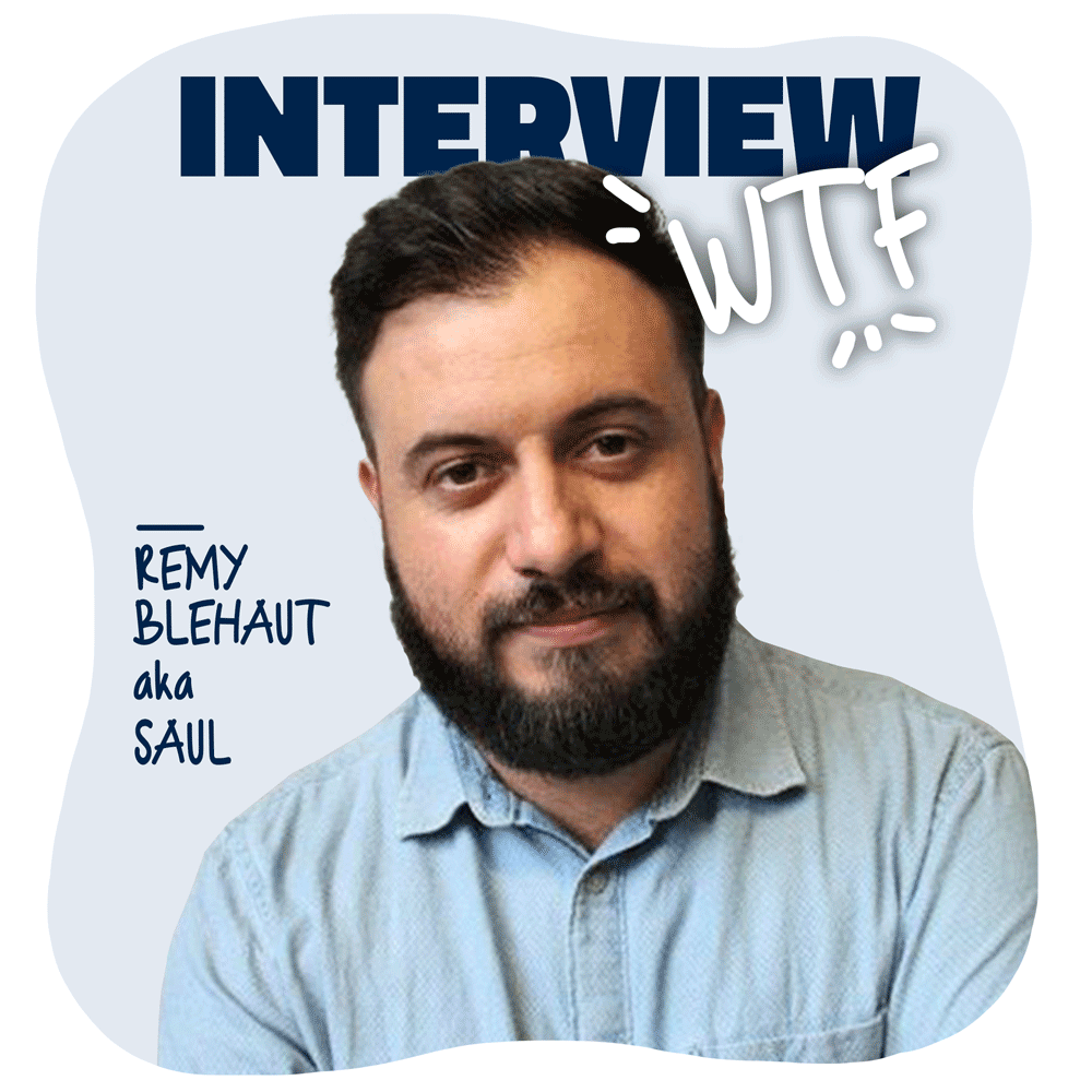 Interview Saul