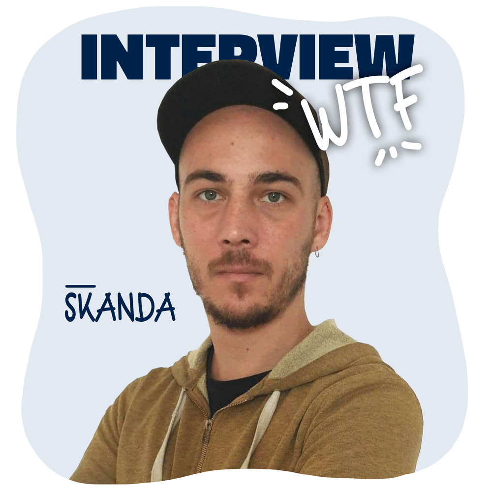Interview Skanda