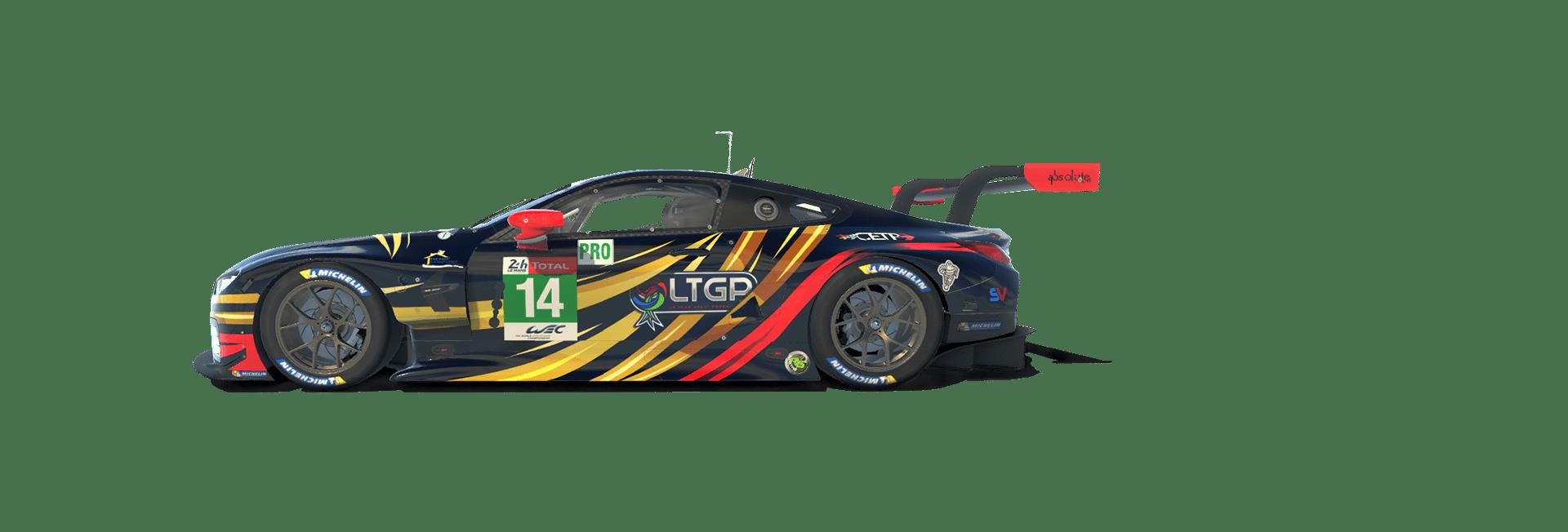 LTGP eSports BMW