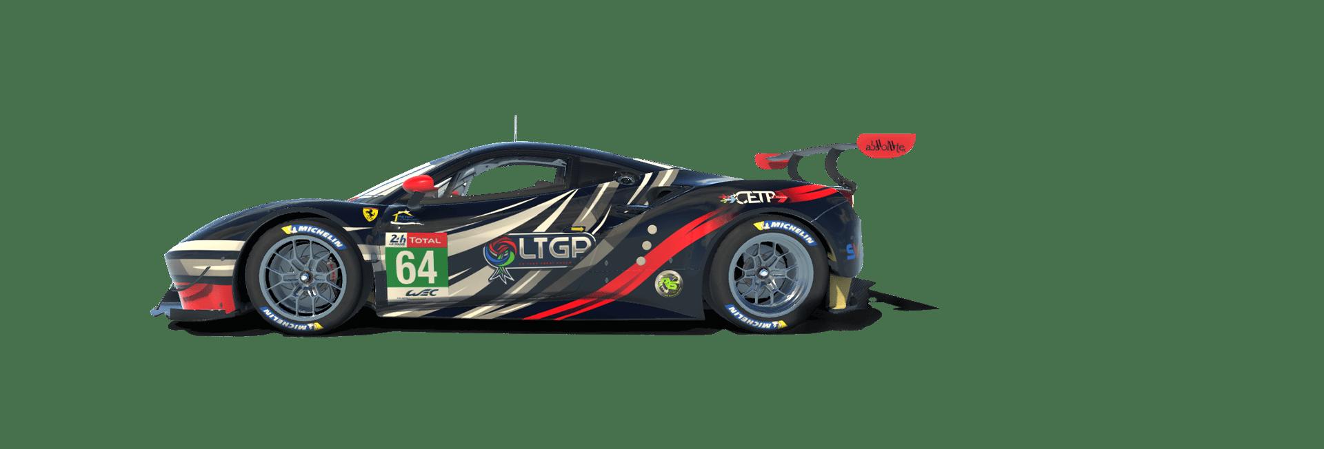 LTGP eSports Ferrari