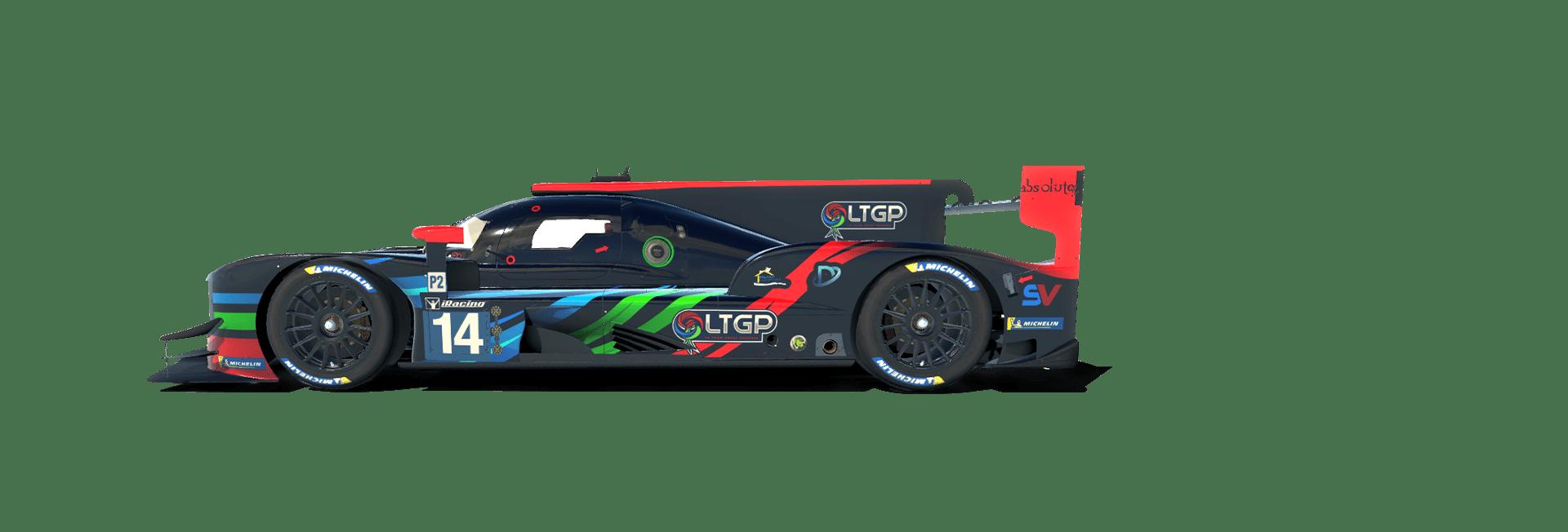 LTGP eSports LMP2