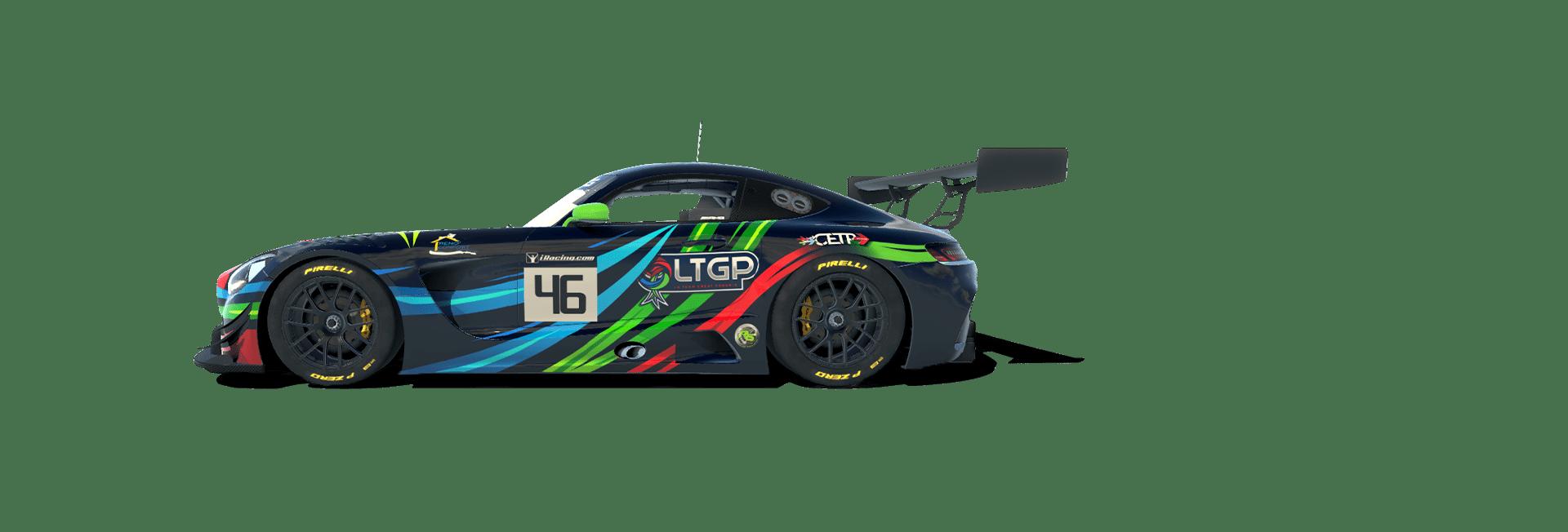 LTGP eSports Mercedes