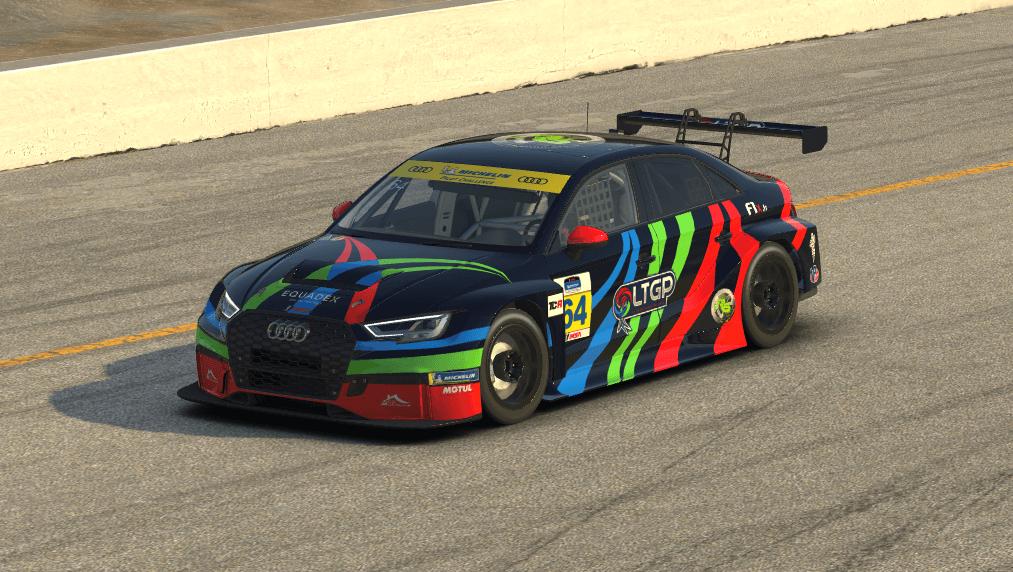 Audi RS3 LTGP