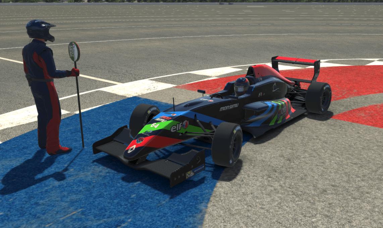 Formula Renault 2.0 - LTGP eSports